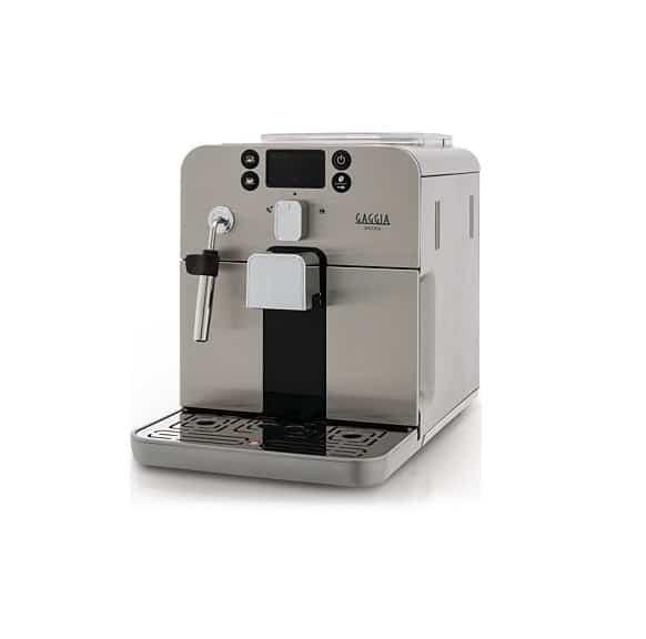 Gaggia Brera Silver Coffee Machine   Shop Coffee