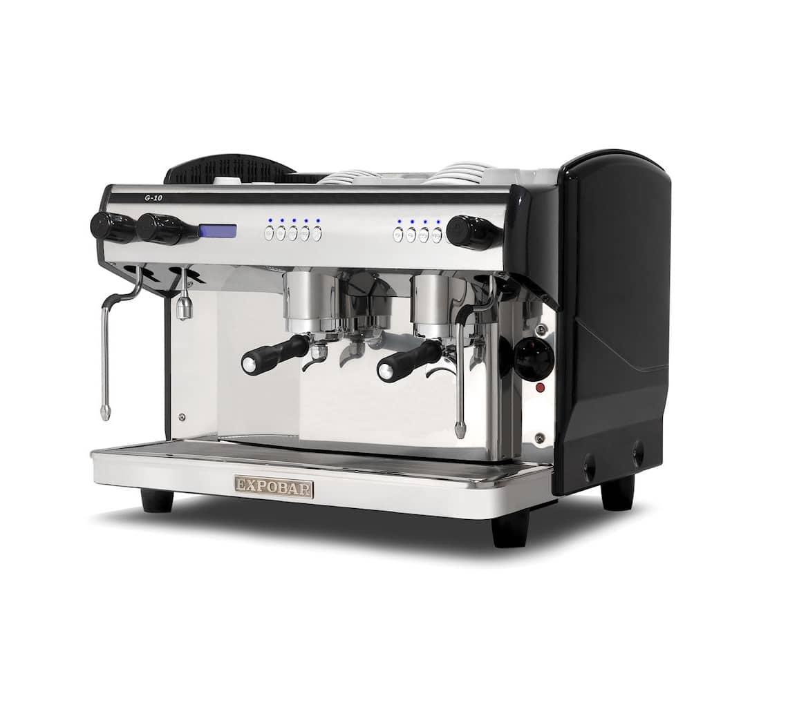 Expobar G10 2 Group Tall Espresso Coffee Machine