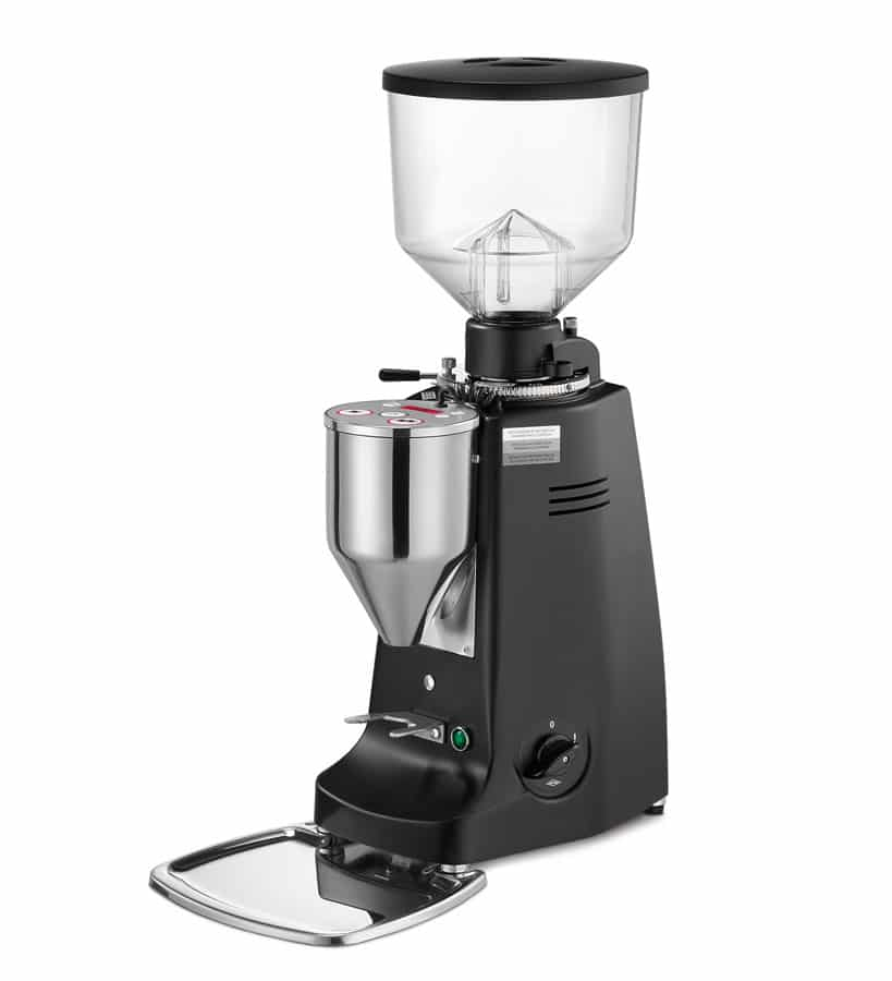 Mazzer Major Coffee Grinder Doser Electronic On Demand