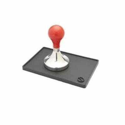 Coffee Tampers & Tamping Mats