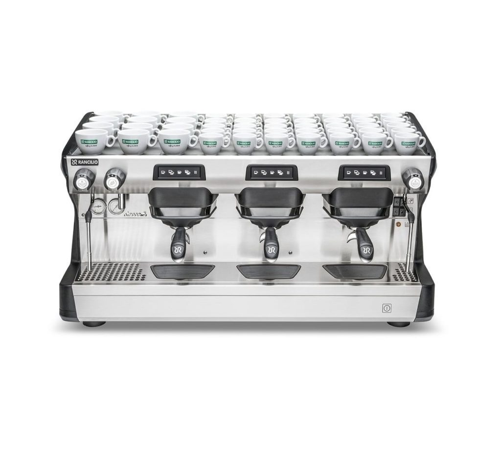 rancilio classe 5 usb 3 group espresso coffee machine shop coffee. Black Bedroom Furniture Sets. Home Design Ideas