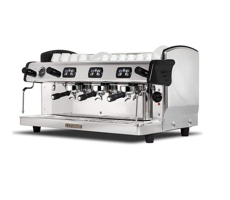 Expobar Zircon 3 Group Tall Espresso Coffee Machine