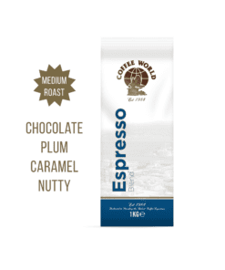 Espresso Blend - 1kg Coffee Beans - by Coffee World