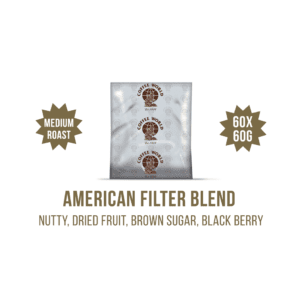 American Filter Blend 60x60g Coffee Sachets - by Coffee World