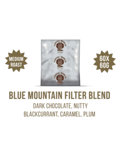 Blue Mountain Filter Blend 60x60g Coffee Sachets - by Coffee World