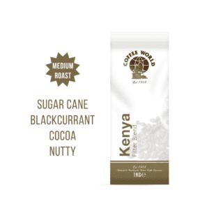Kenya Filter Blend - 1kg Coffee Beans - by Coffee World