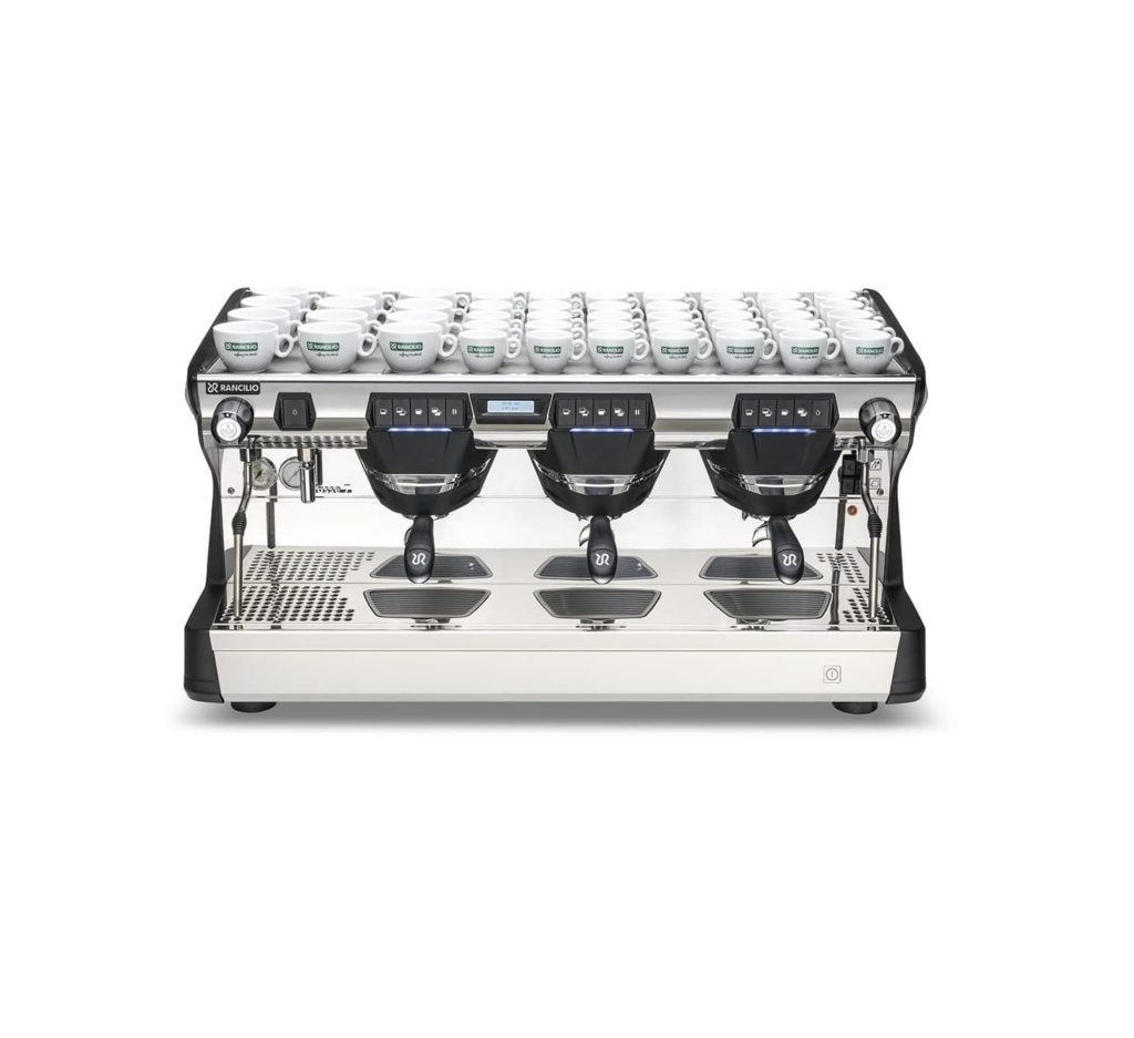 Rancilio Classe 7 Usb 3 Group Espresso Coffee Machine