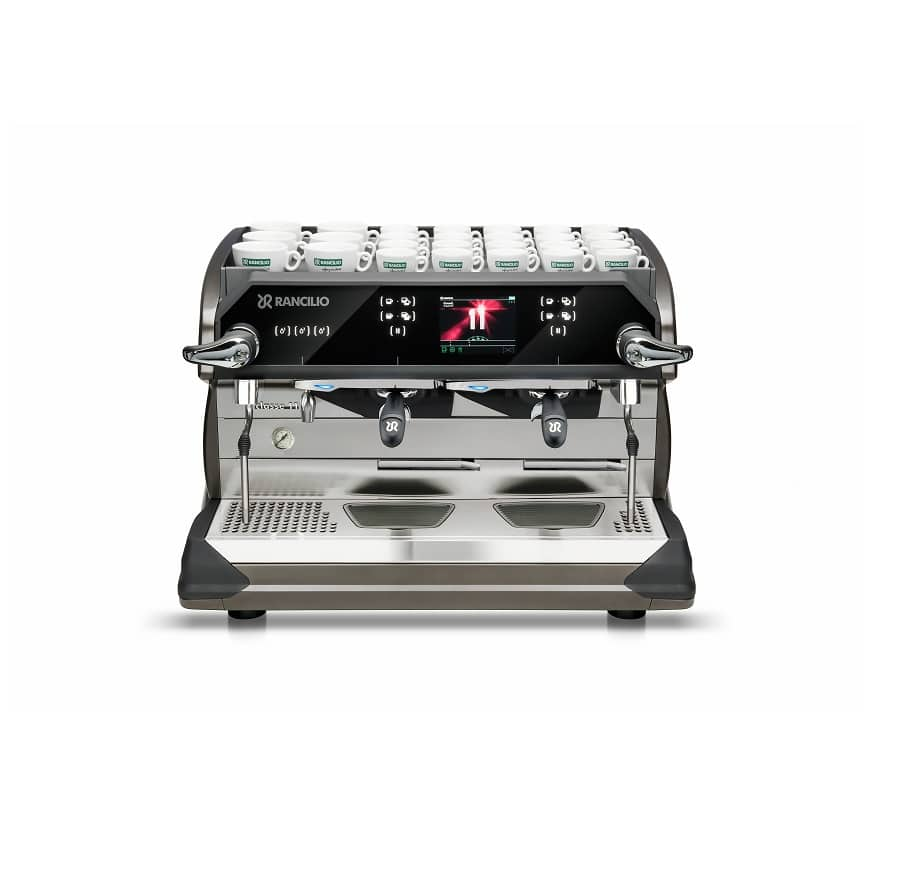 Rancilio Classe 11 Usb Tall 2 Group Espresso Coffee Machine