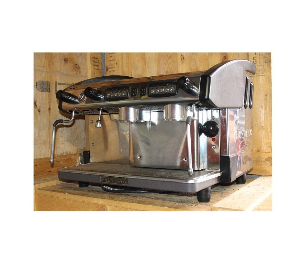 Expobar Markus Elegance Silver 2 Group Used Espresso