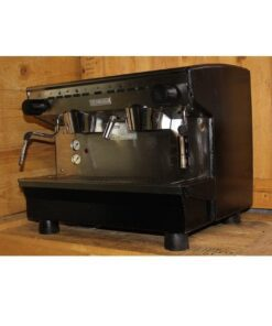 Stafco MA-C-2GR - Black/Silver - 2 Group - Used Espresso