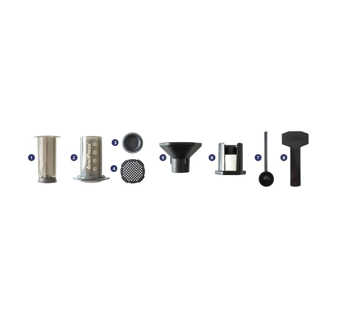 Aeropress Coffee Maker 350 Free Filters Shop Fellow Prismo For