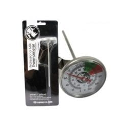 Rhinowares Short Thermometer 5in or 13cm