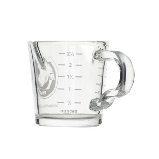 Rhinowares Shot Pitcher Dual Spout 3oz 80ml