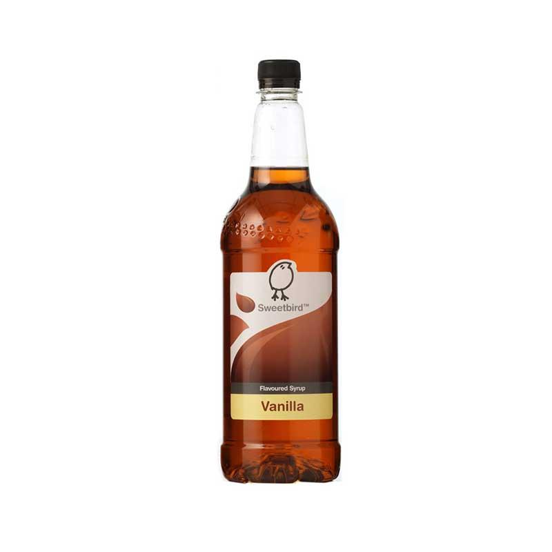 Sweetbird Vanilla Syrup - 1 Litre