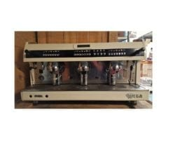 Wega Sphera - White - 3 group - Used Coffee Machine