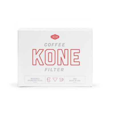 Able Kone Coffee Filter for Chemex Box