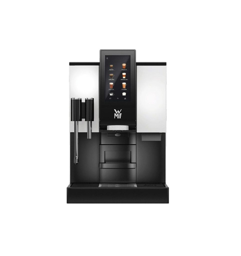 wmf 1100 s bean to cup coffee machine shop coffee. Black Bedroom Furniture Sets. Home Design Ideas