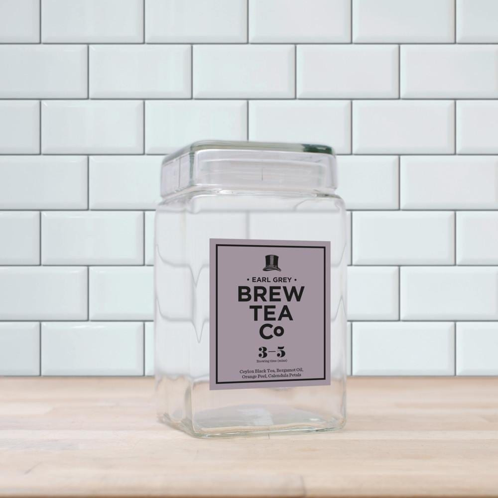 Brew Tea Jar Earl Grey