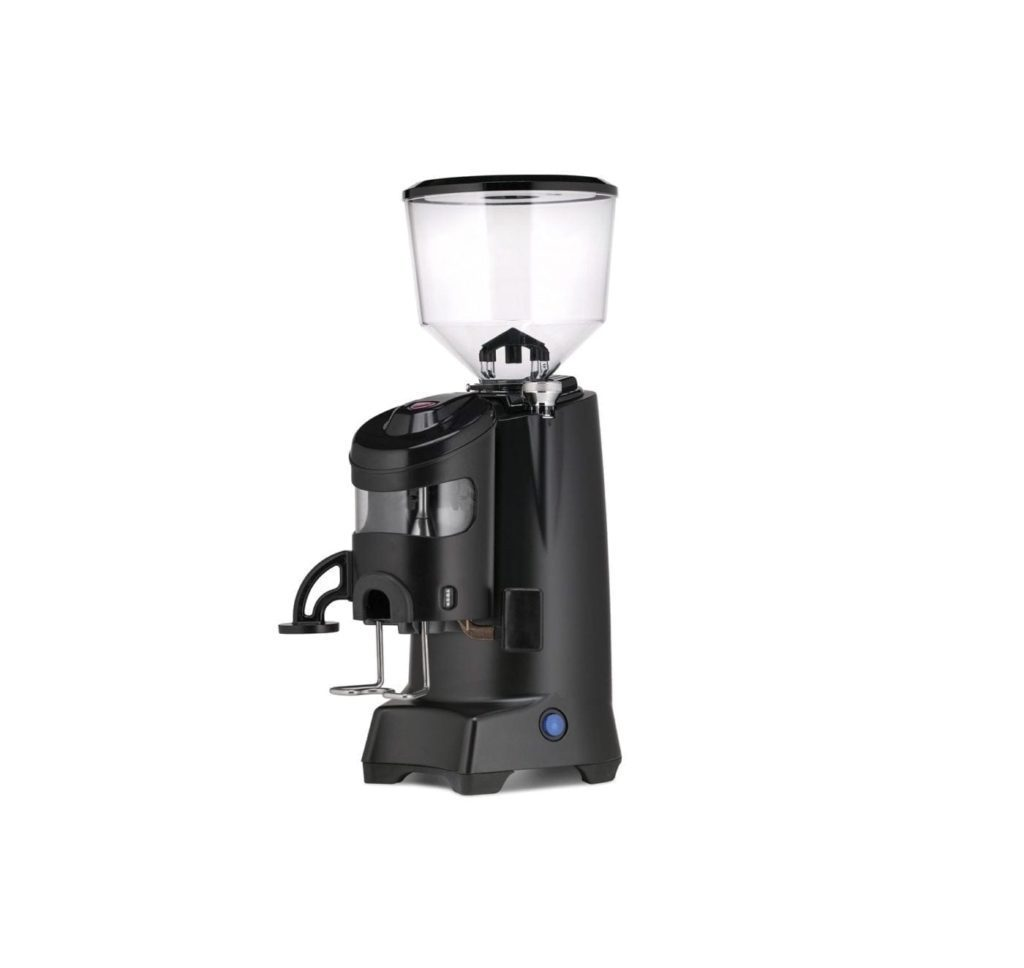 Eureka Zenith Club 60 A Coffee Grinder Automatic Nero Matt Black