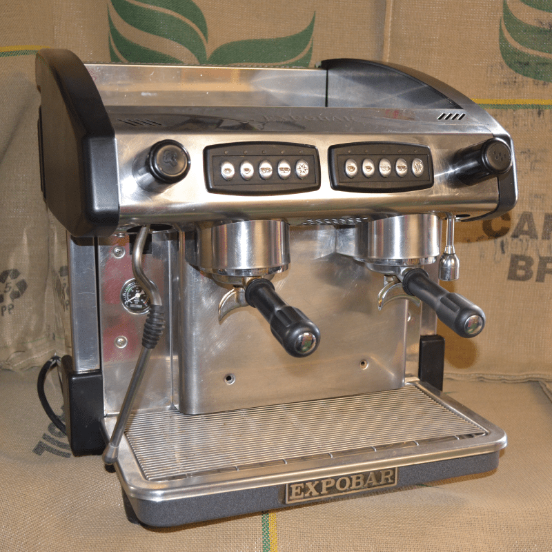 Expobar Elegance 2 Group Compact Reconditioned Espresso Machine