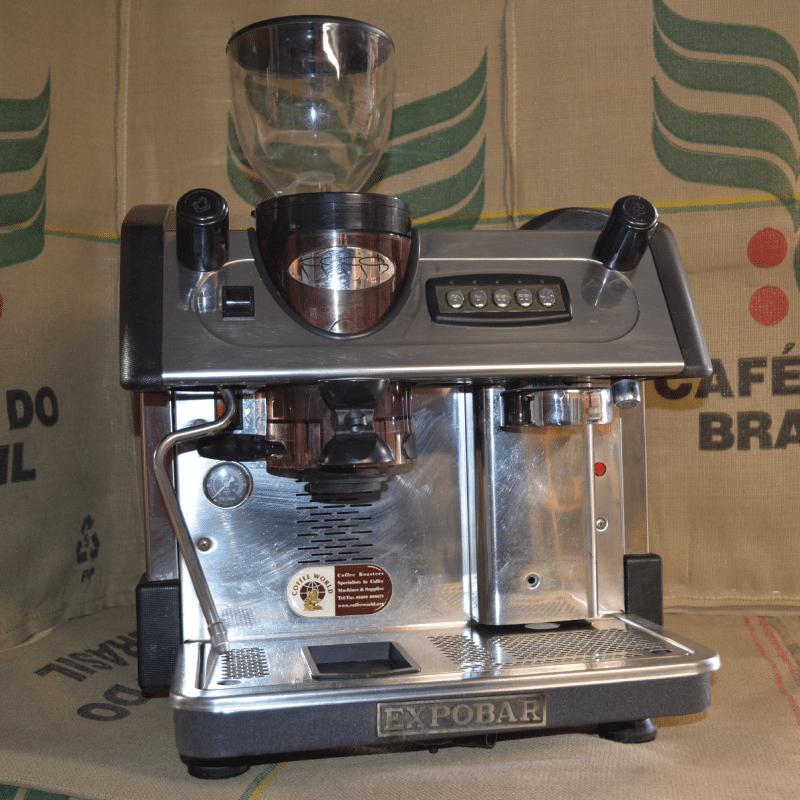 Expobar Mini Internal Grinder 1 Group Reconditioned Espresso Machine