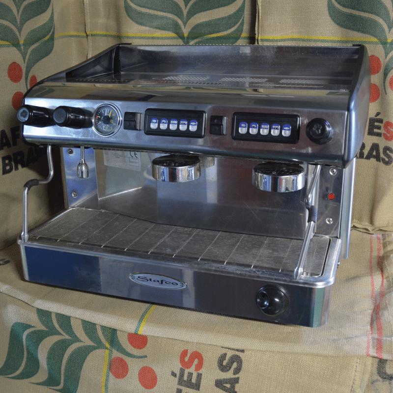 Stafco 2 Group Reconditioned Espresso Machine