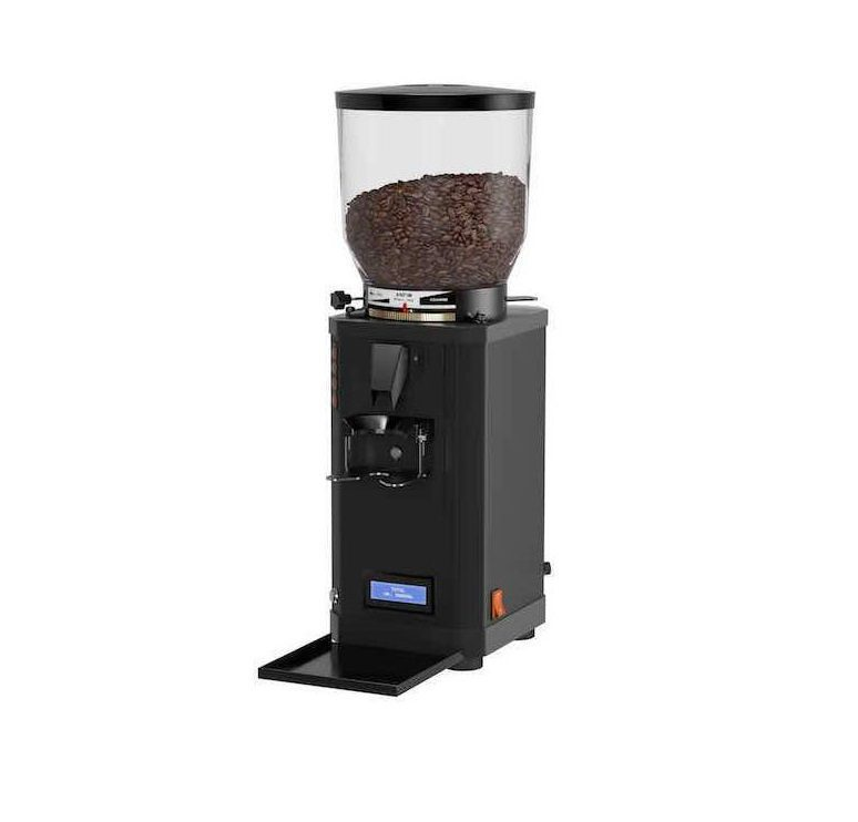 Anfim Super Caimano Scody Ii Od Display Stepless Coffee Grinder Black