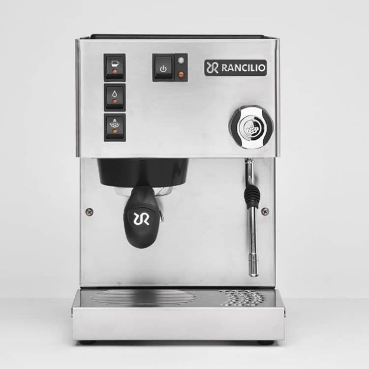 Rancilio Silvia E V6 2020 Home Espresso Coffee Machine ...